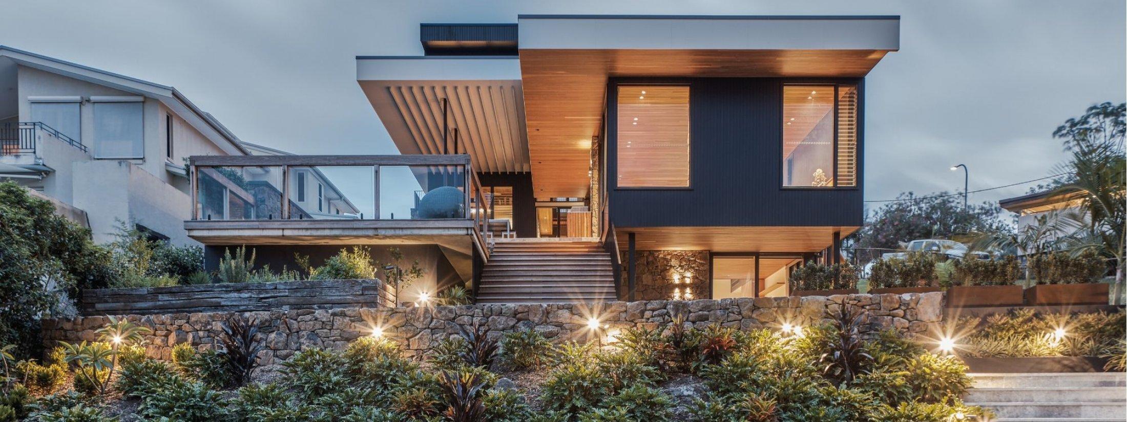 Bay Rock House - Byron Bay - Garden