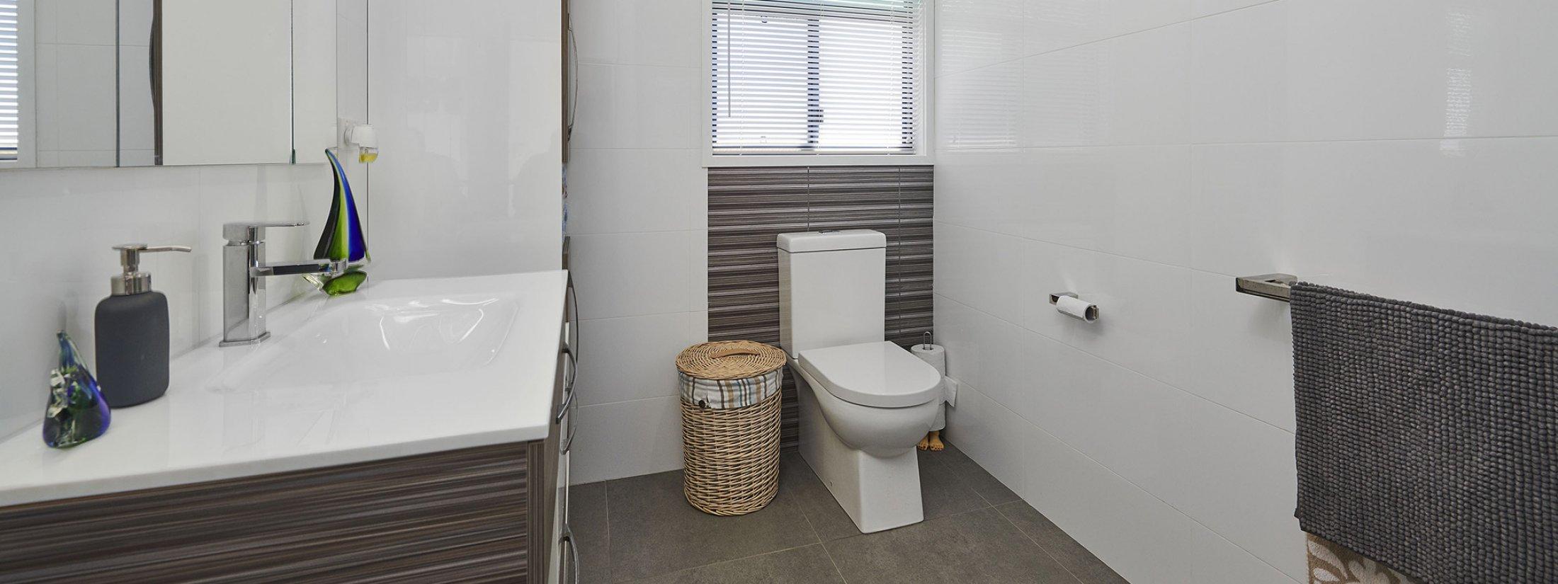 Belongil on The Beach - Byron Bay - Bathroom
