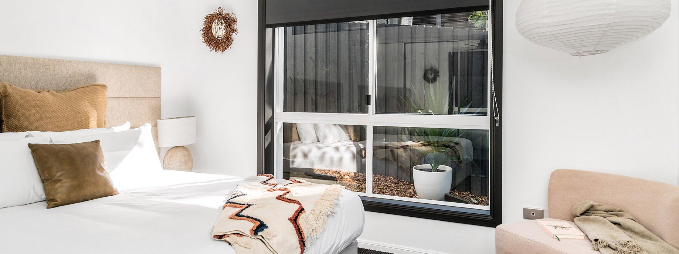 Black Star - Byron Bay - Master Bedroom b