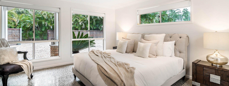 Blues Lodge - Byron Bay - Main Bedroom b
