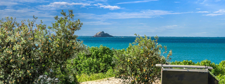 Bluewater House - ocean views