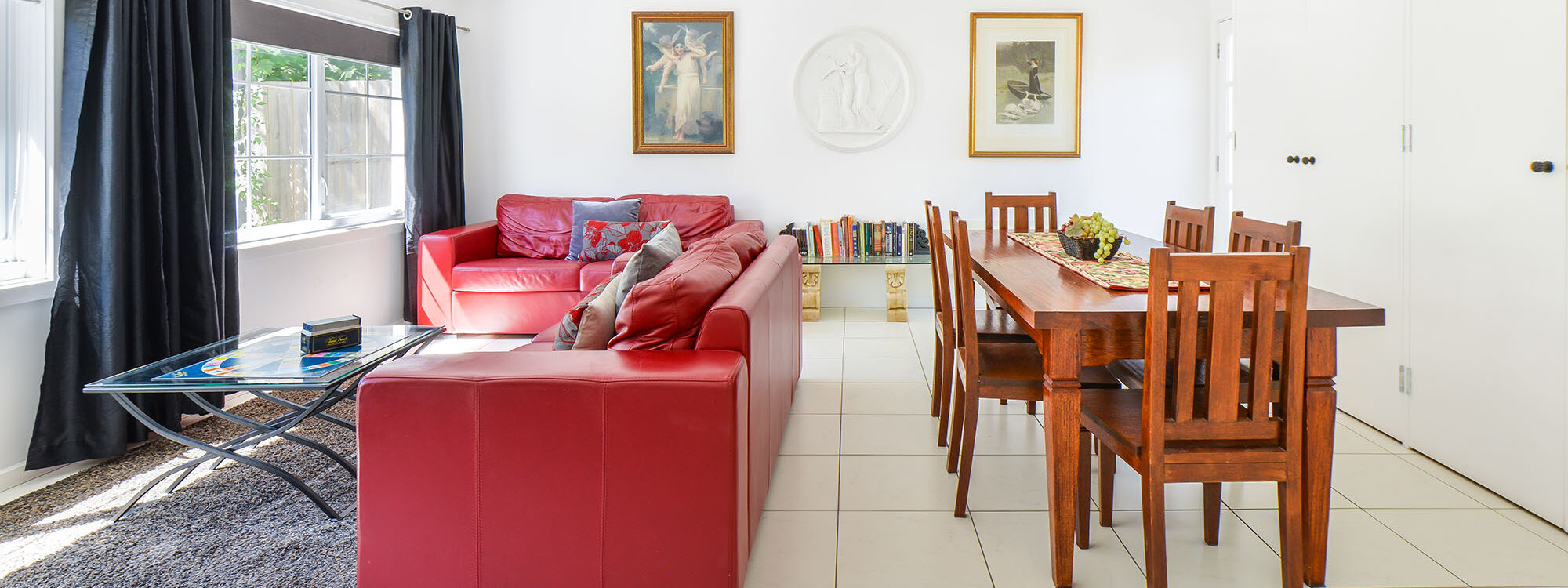 Brighton Rose - Brighton - Living Area 2