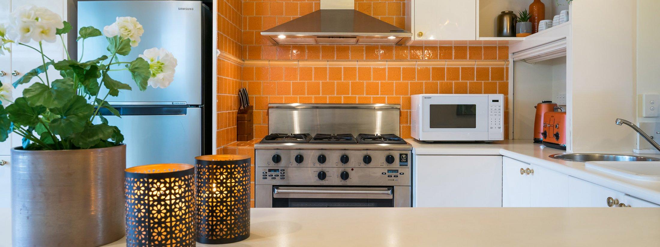 Buckingham - Richmond - Kitchen Area