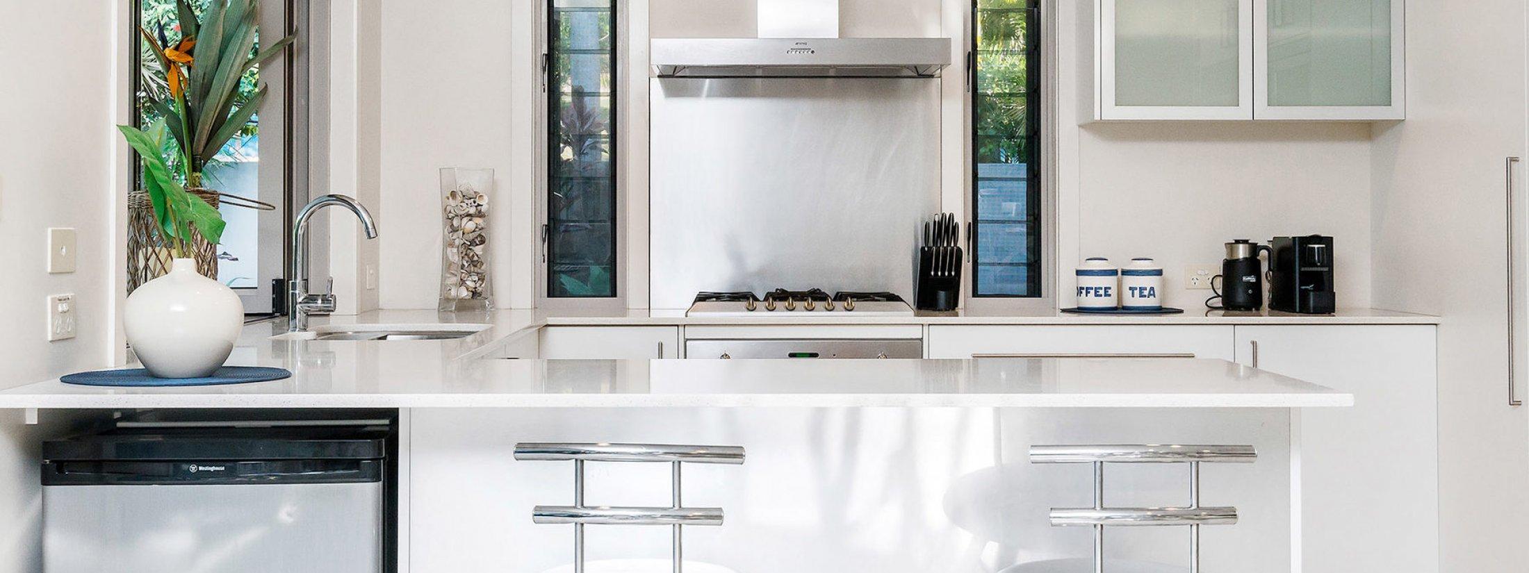 Byron Beach Style - Byron Bay - Kitchen