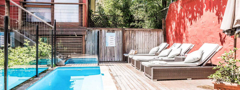 Byron Blisshouse - Byron Bay - Penthouse - Pool and Cabana c