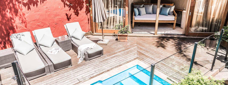 Byron Blisshouse - Byron Bay - Penthouse - Pool and Cabana