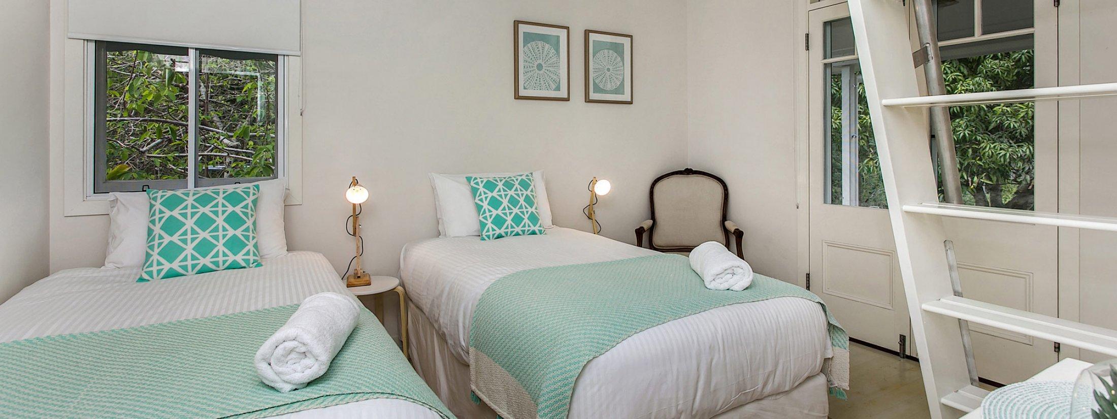 Byron Creek Homestead - Byron Bay - House 2 Bedroom 2