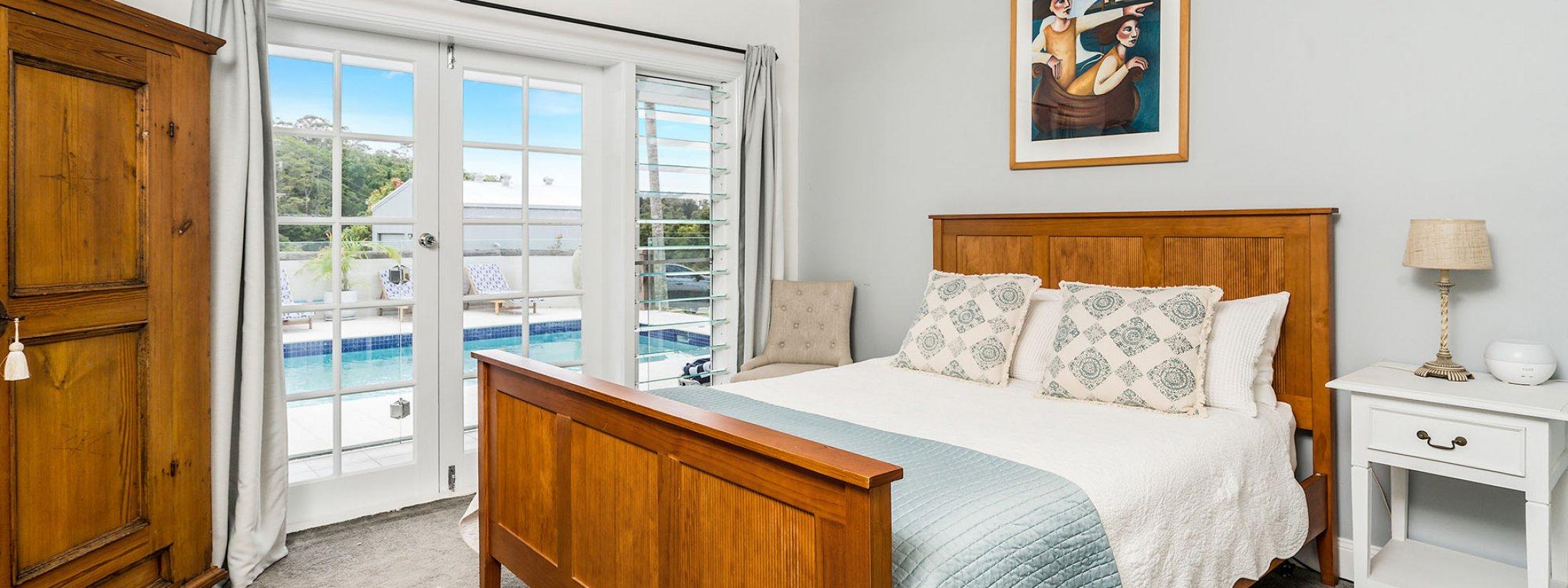 Byron Hills Hinterland Retreat - Byron Bay - Bedroom 2