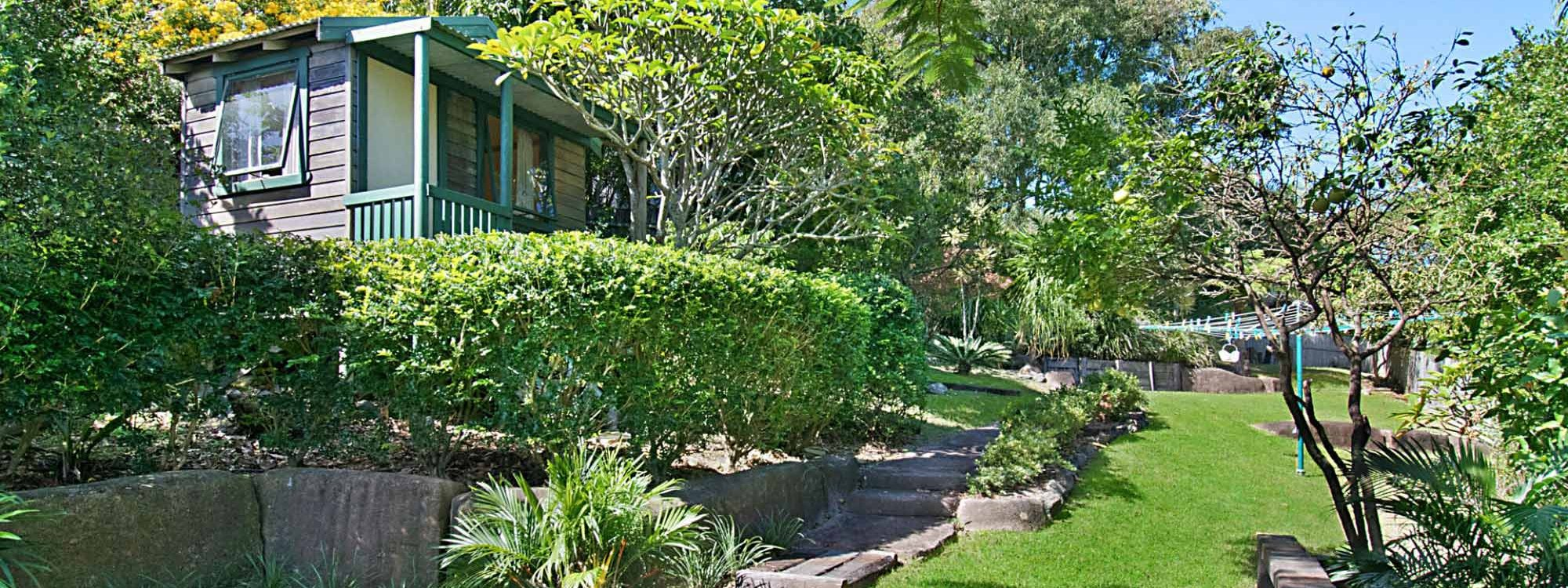 Byron View - Clarkes Beach - Garden