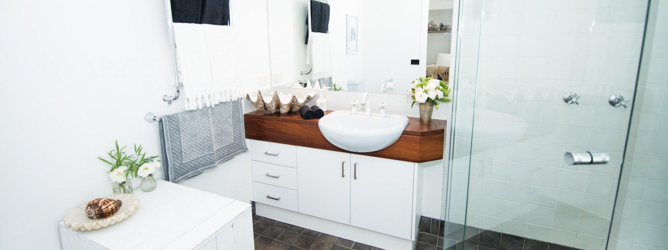 Cactus Rose Villa - Bathroom