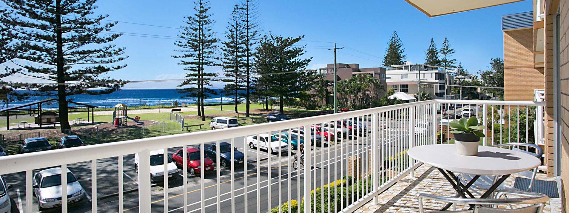 Camden House #11 - Gold Coast - Balcony and Views b