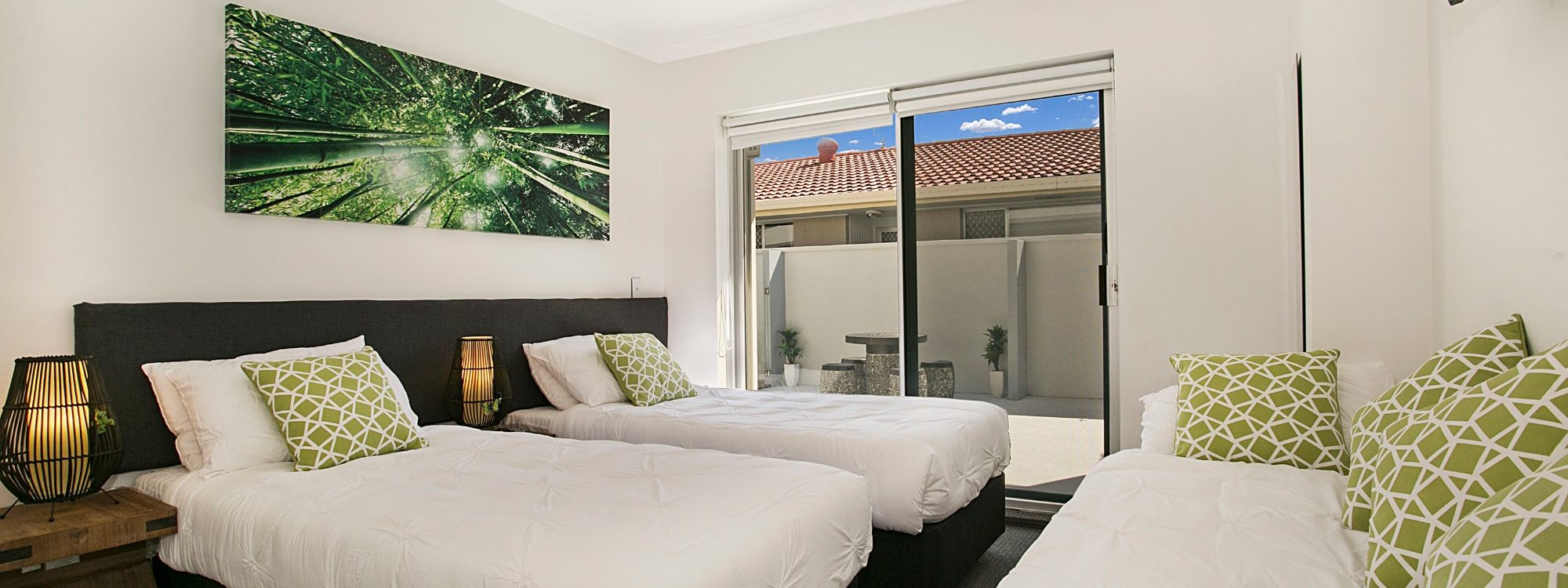 Capri Waters - Isle of Capri, Surfers Paradise - Bedroom 1