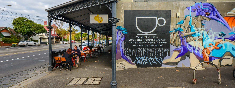 Carlton Terrace - Carlton - Outdoor Street View