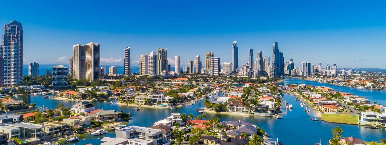 Casa Aqua - Gold Coast - Aerial b
