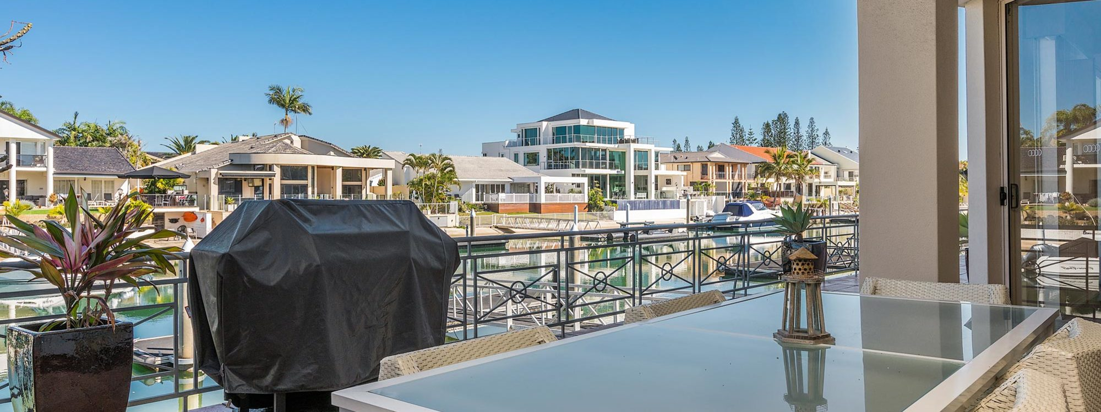 Casa Aqua - Gold Coast - Alfresco Dining Area