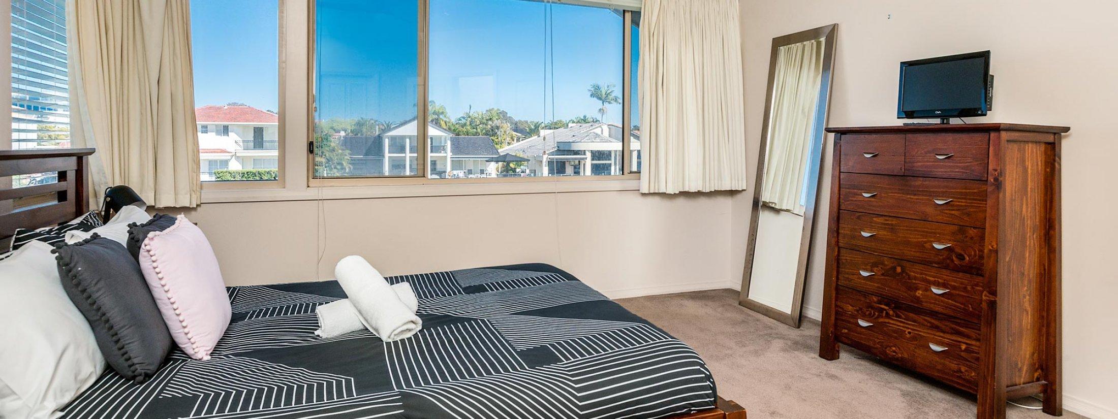 Casa Aqua - Gold Coast - Bedroom 2