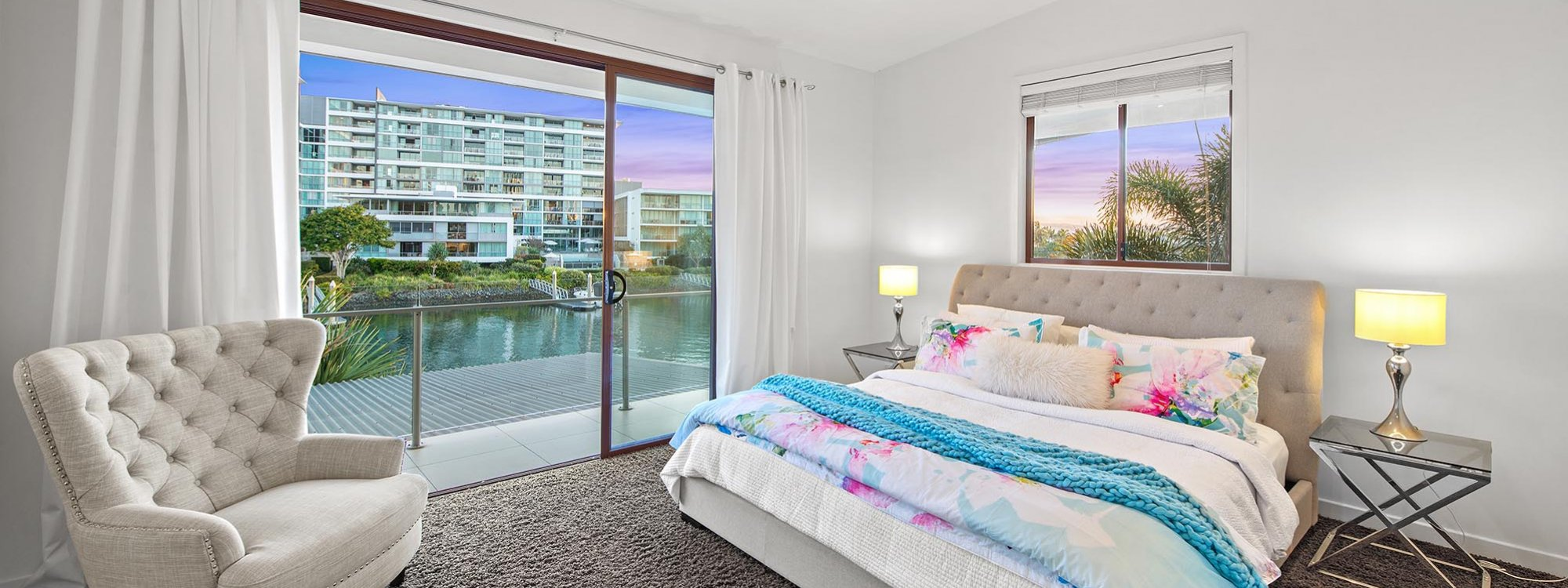 Casa Grande - Broadbeach Waters - Bedroom 4b