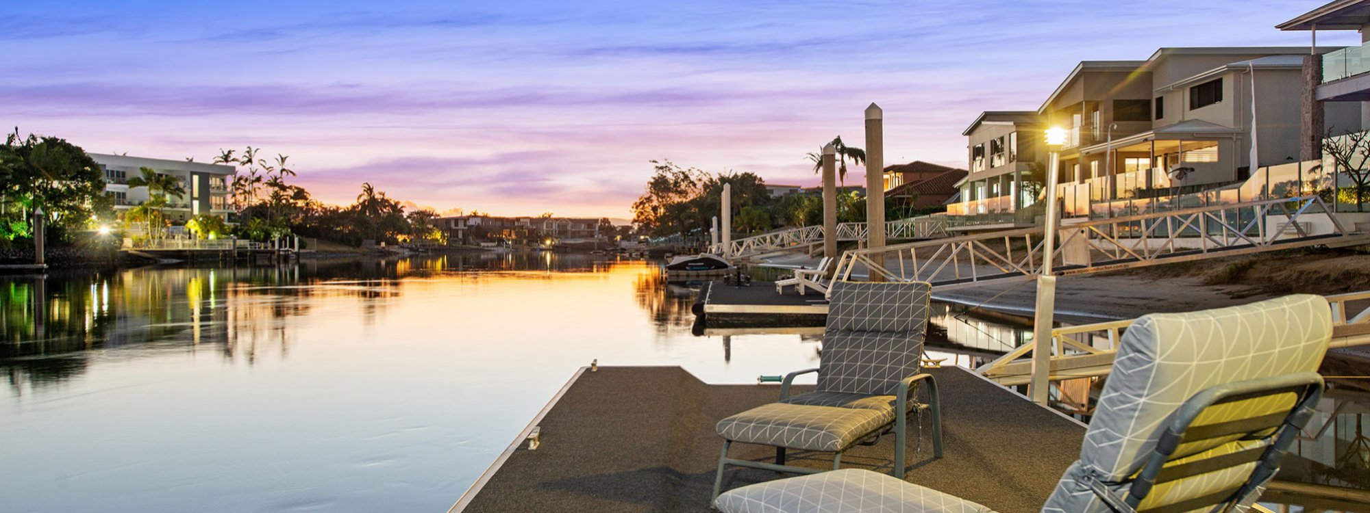 Casa Grande - Broadbeach Waters - Canal Living