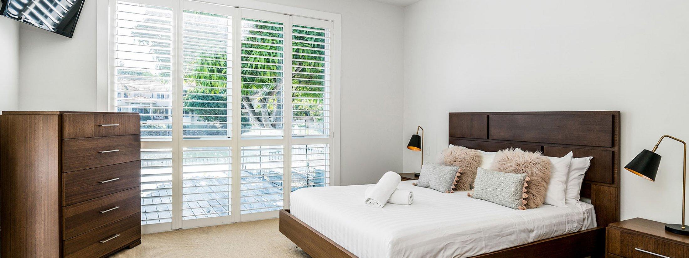 Casa Royale - Broadbeach Waters - Bedroom 1c Master