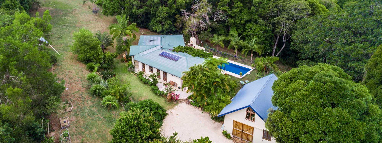 Casa Serena - Byron Bay - Aerial d