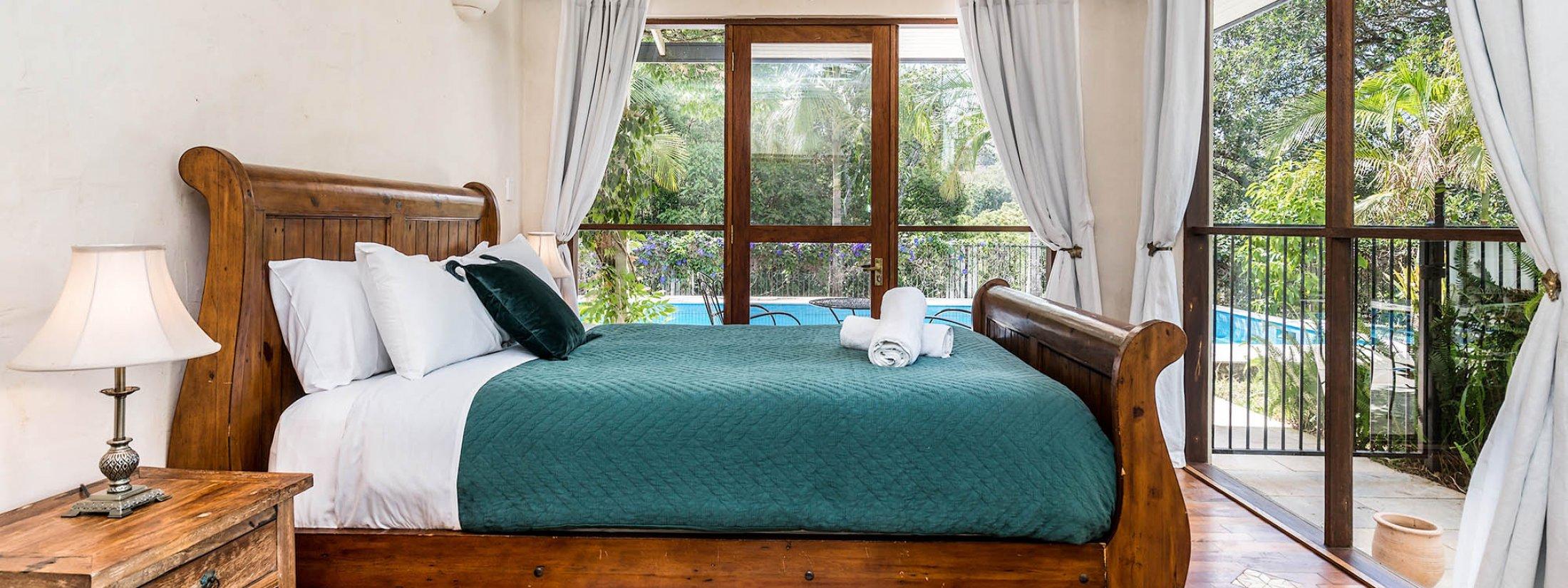 Casa Serena - Byron Bay - Master Bedroom