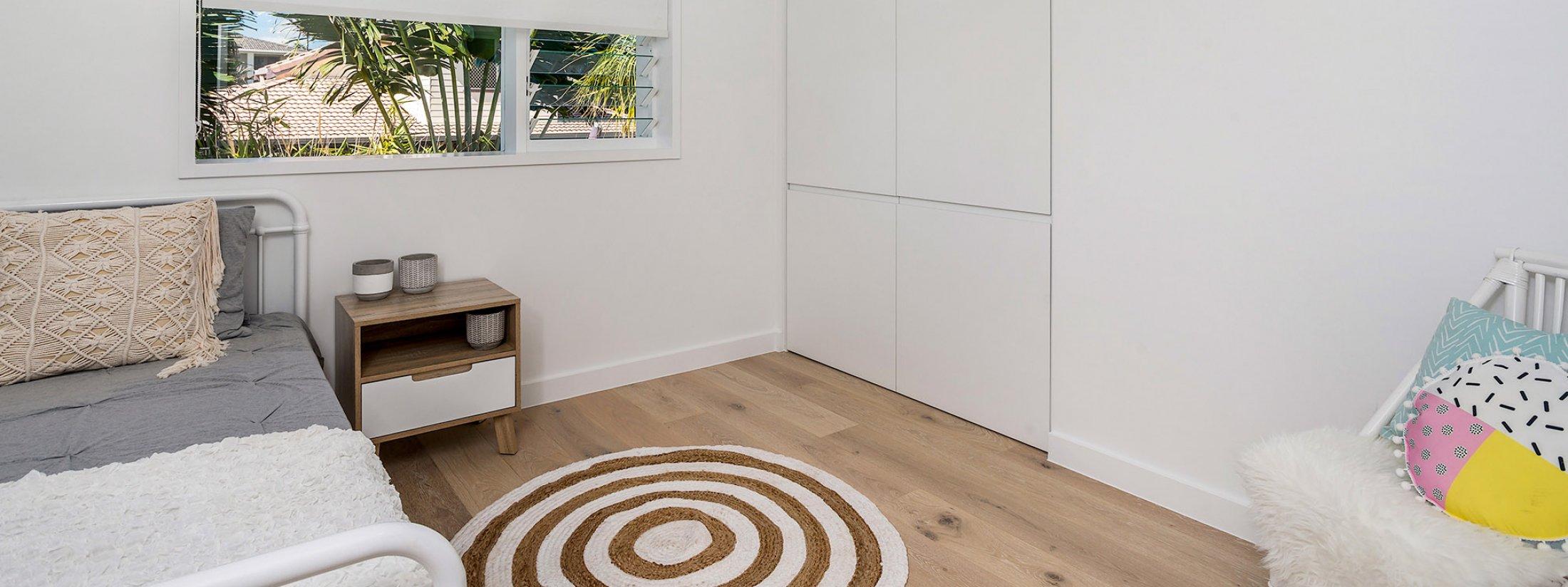 Castaway on Tallows - Byron Bay - Bedroom 1 Upstairs
