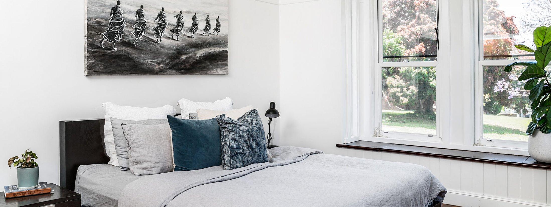 Charlottes Web - Byron Bay - Master Bedroom b