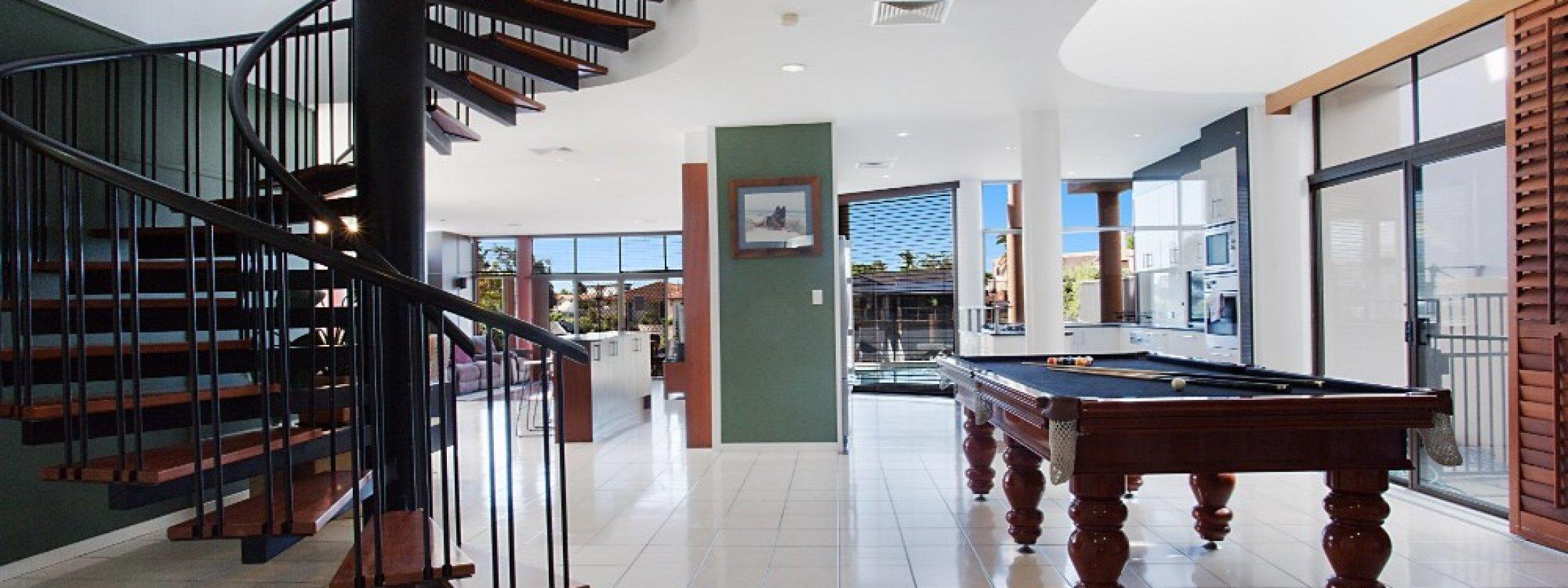 Chevron Oasis - Gold Coast - Foyer