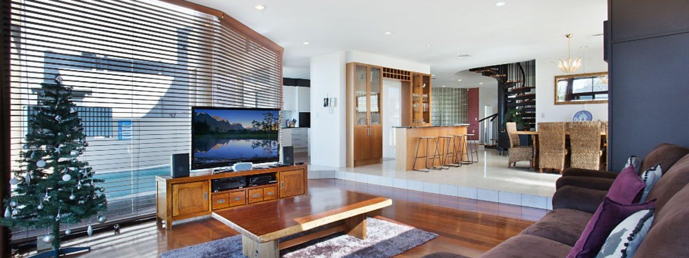 Chevron Oasis - Gold Coast - Living Room