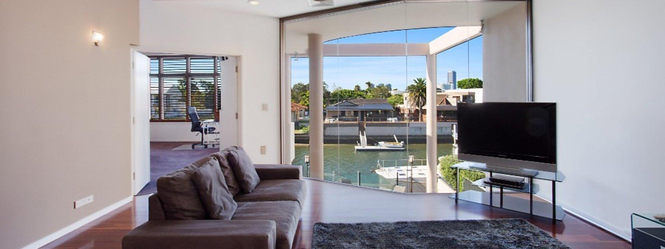Chevron Oasis - Gold Coast - Second Living Area