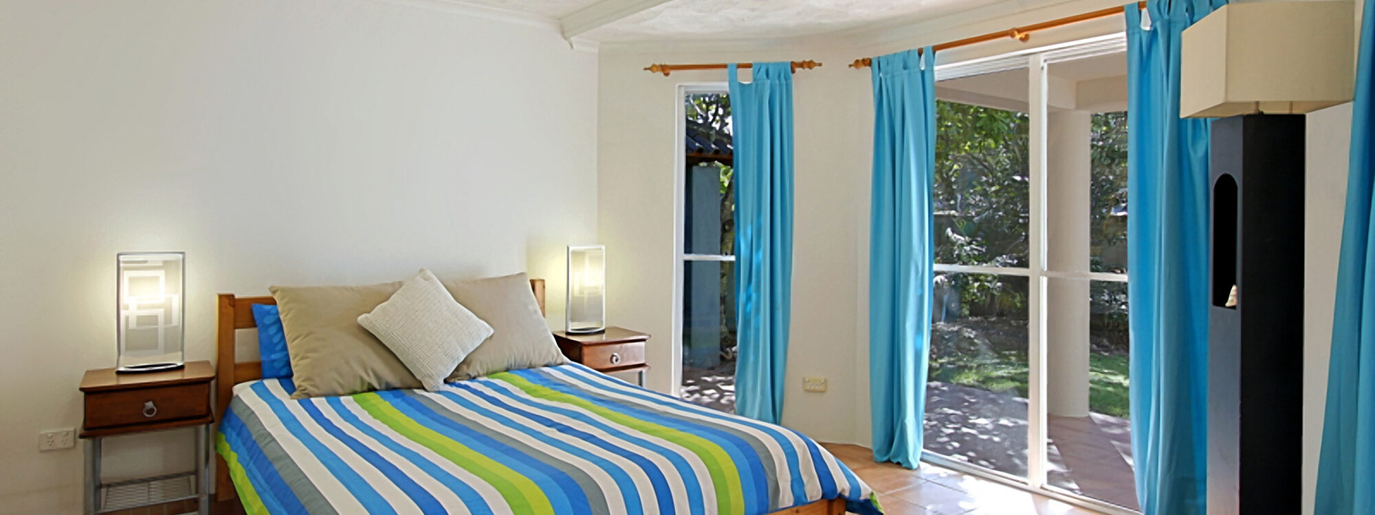 Clarkes Beach Villa - Bedroom
