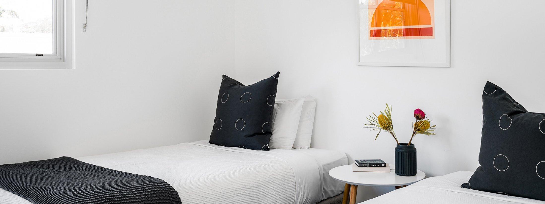 Clique 1 - Byron Bay - Bedroom 2