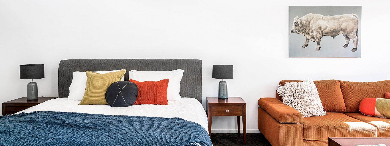 Clique 3 - Byron Bay - Master Bedroom
