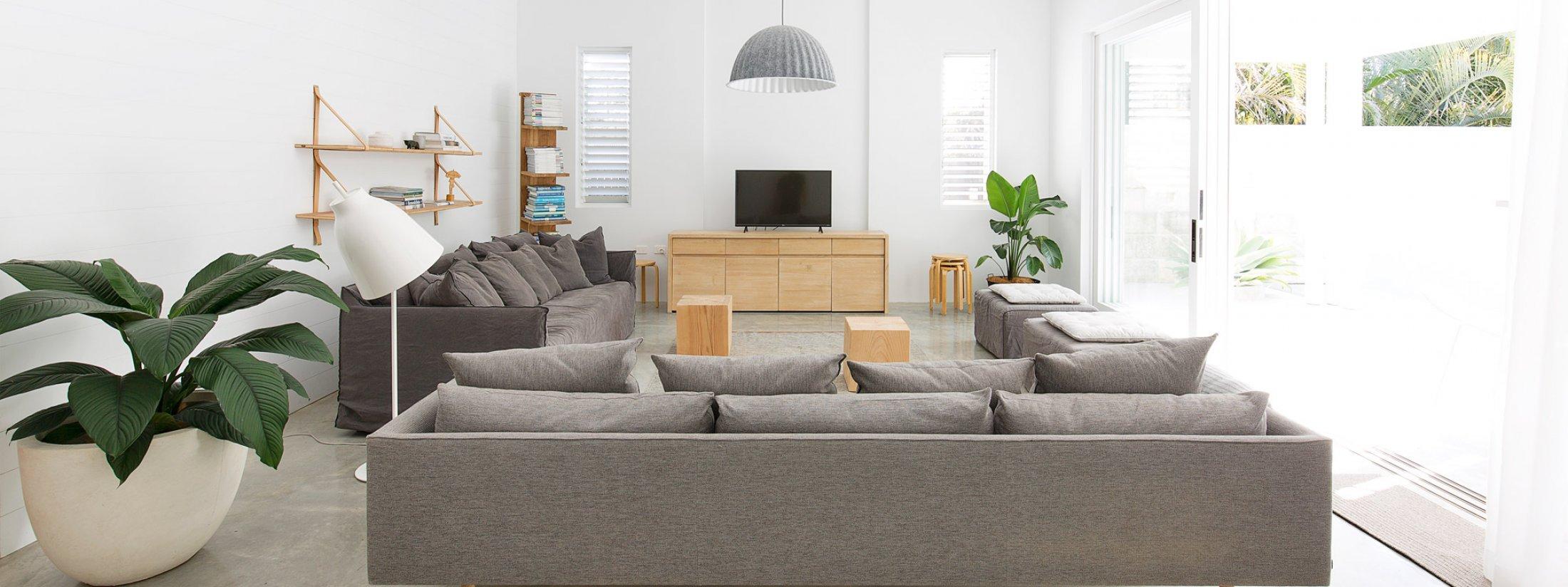 Coonanga Beach House - Avalon - Lounge