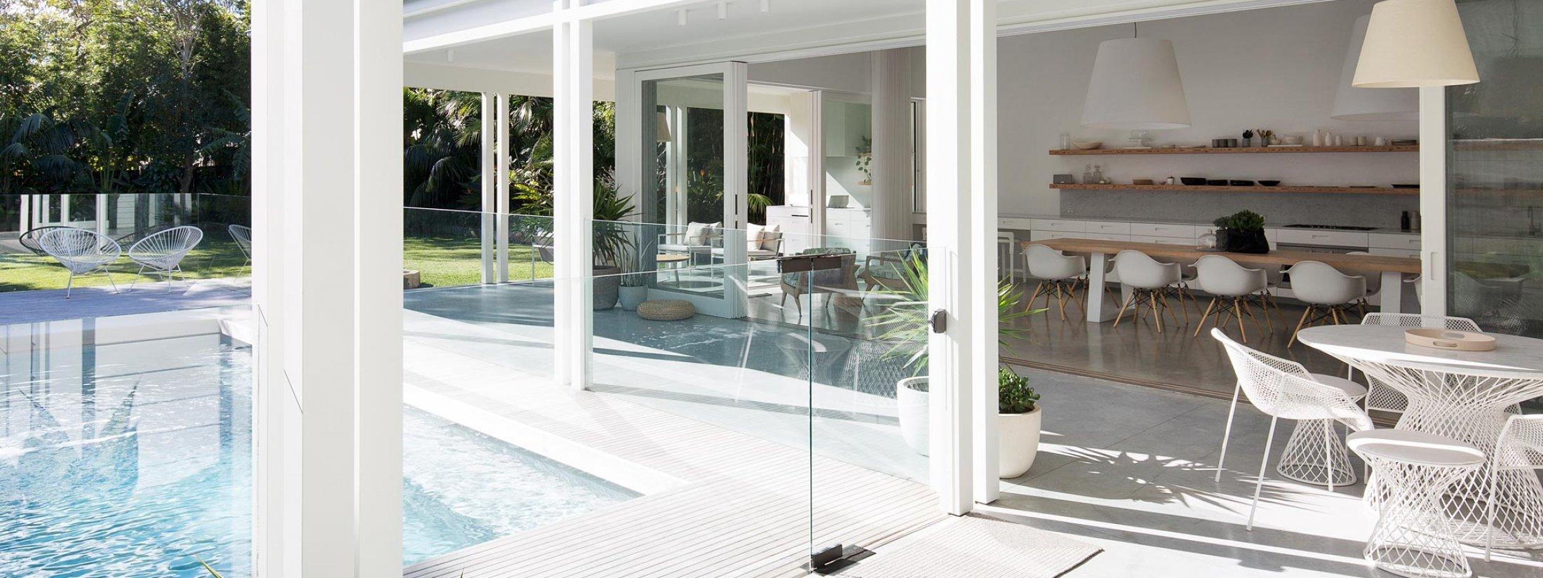 Coonanga Beach House - Avalon - Open Plan Indoor and Outdoor Flow