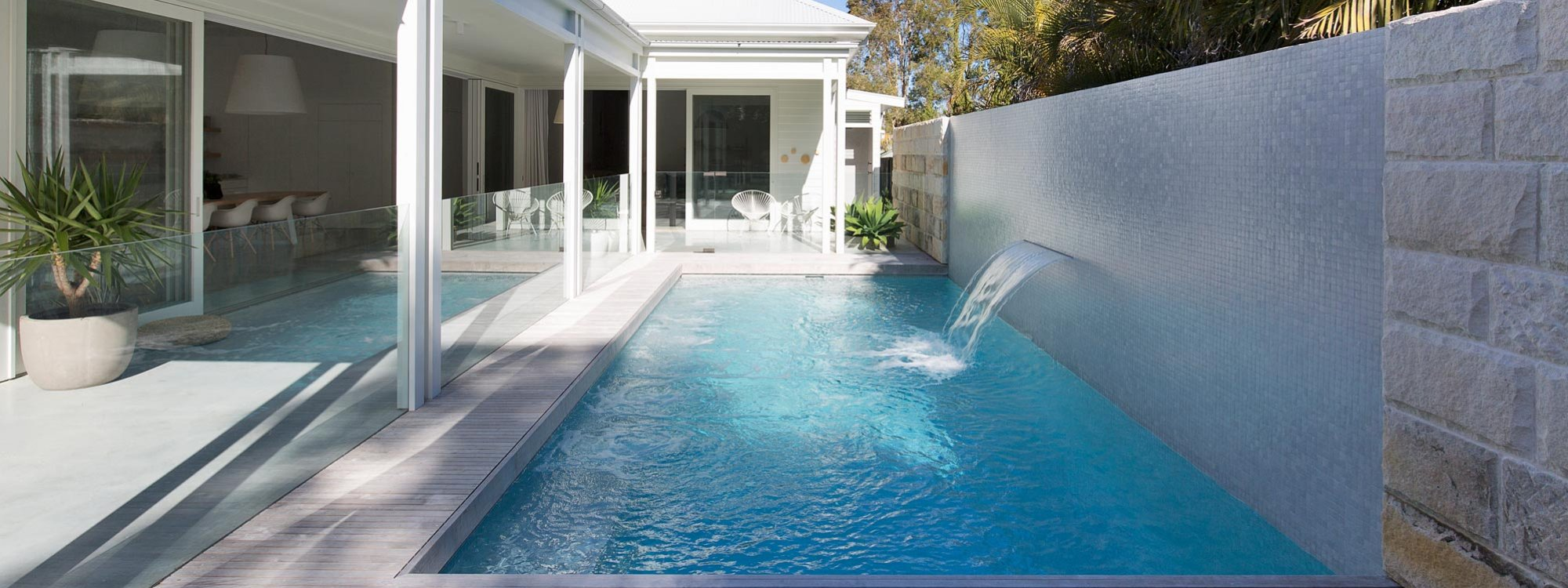 Coonanga Beach House - Avalon - Pool b