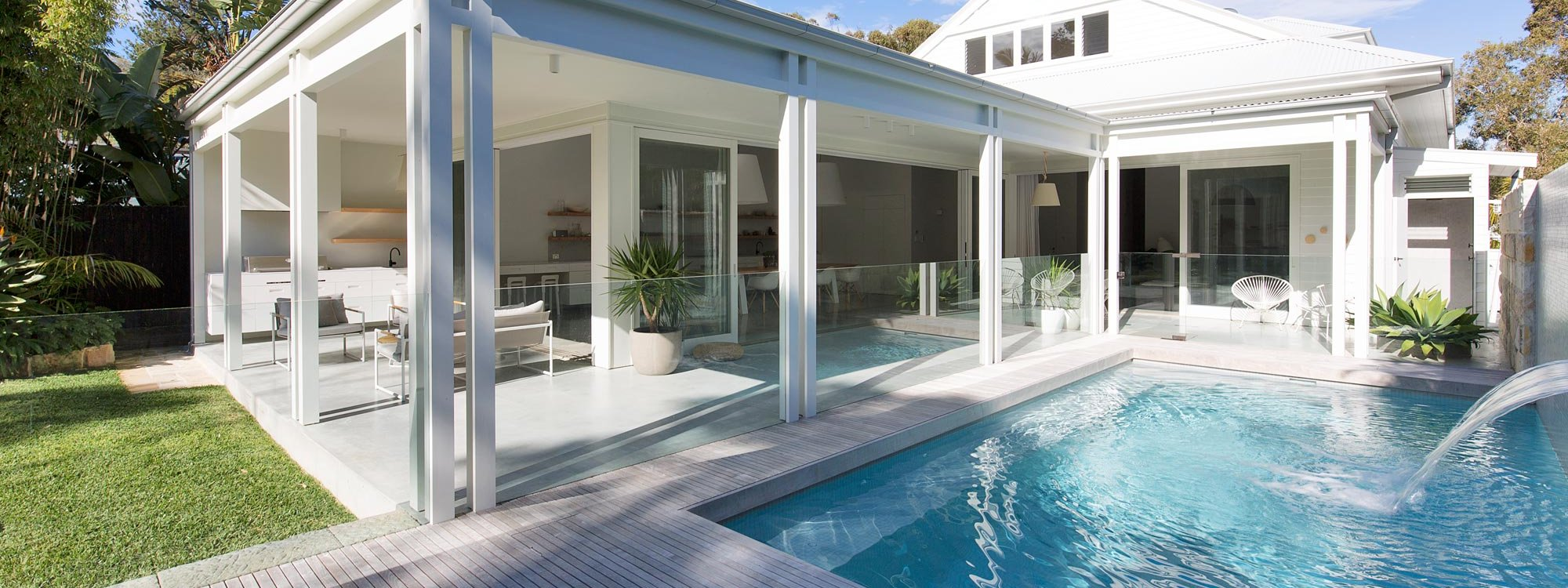 Coonanga Beach House - Avalon - Pool