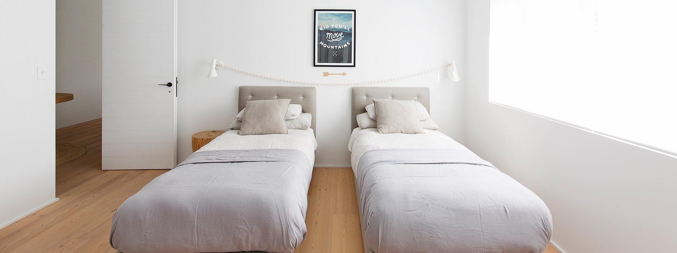 Coonanga Beach House - Avalon - Twin Room