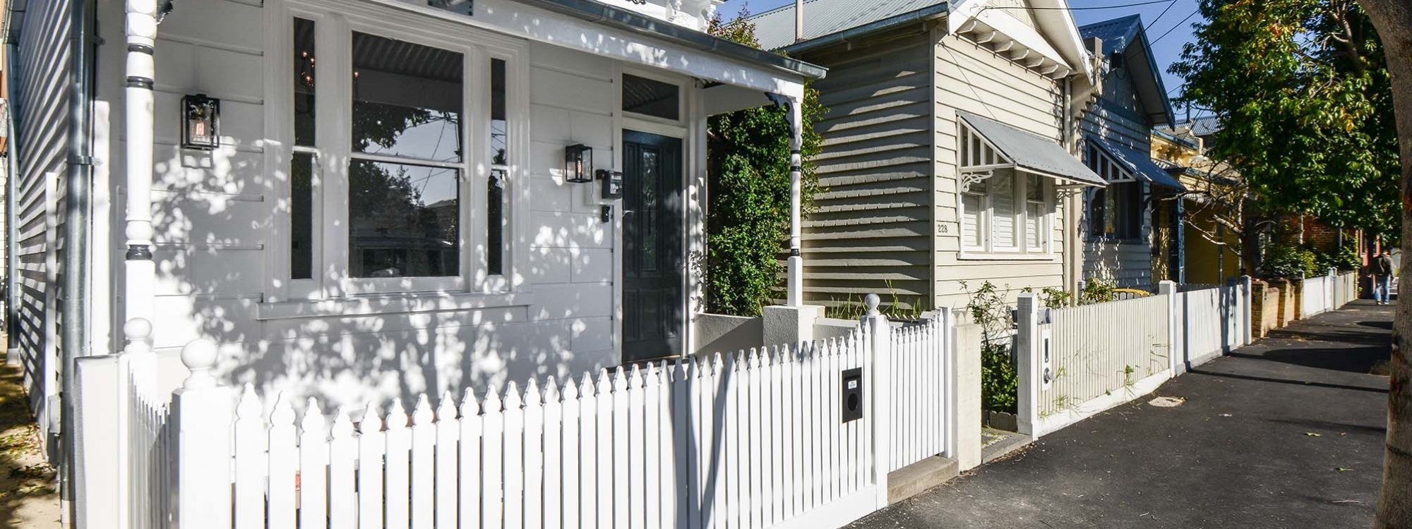 County Down - Port Melbourne - Property Front View