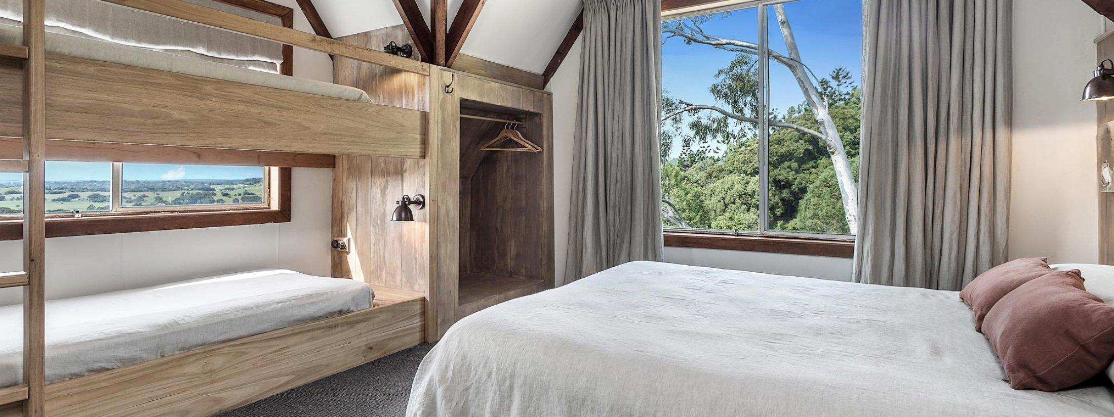 Eastern Rise - Byron Bay Hinterland - Bedroom 3