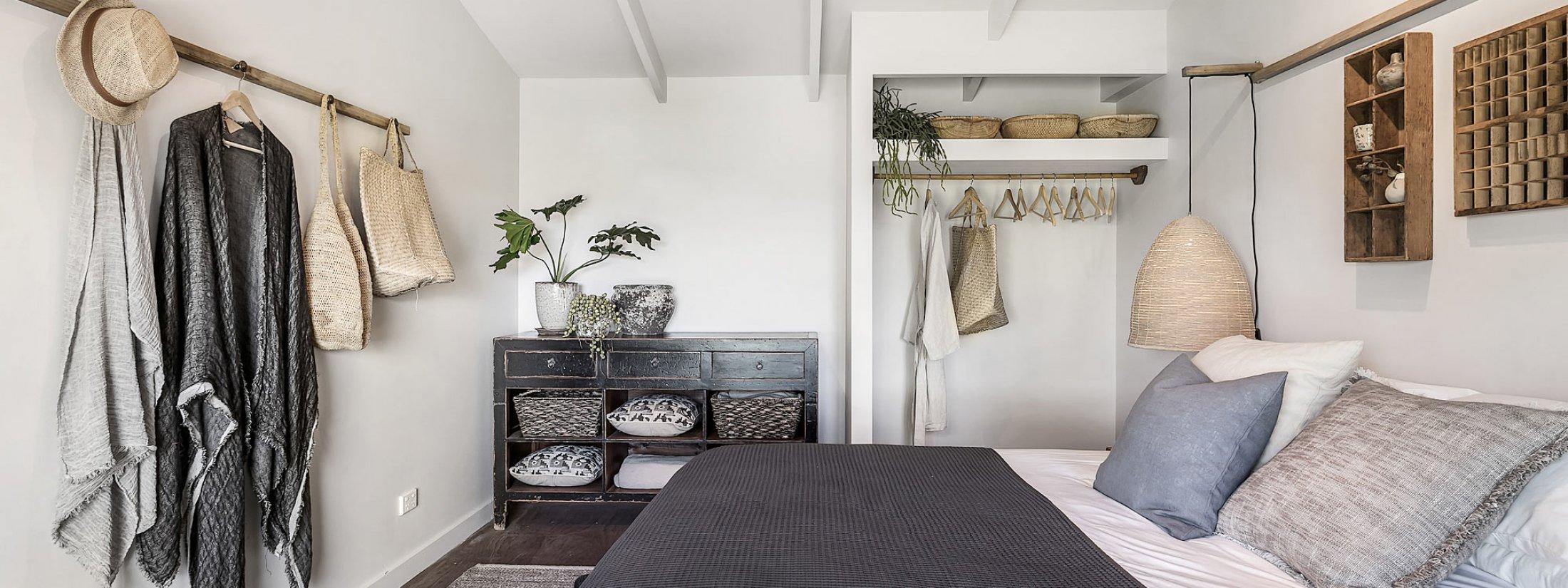 Eastern Rise Studio - Byron Bay Hinterland - Bedroom2 - 1a