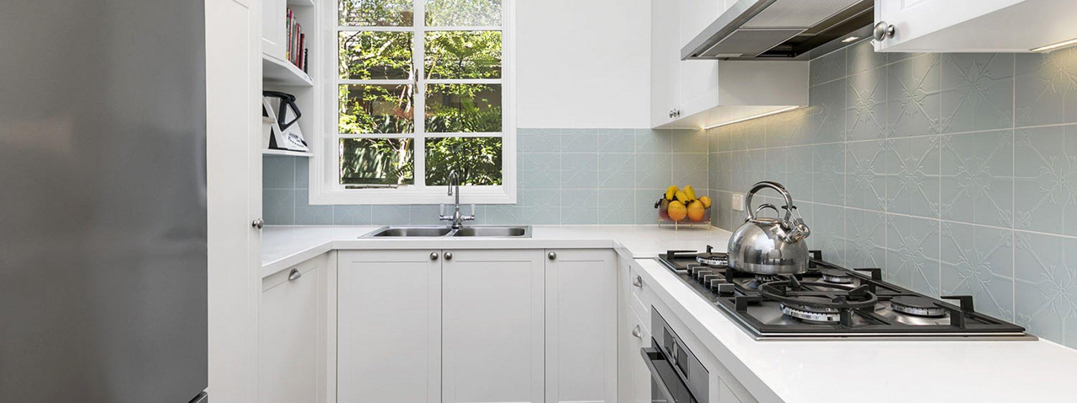 Frankies Place - Malvern - Kitchen