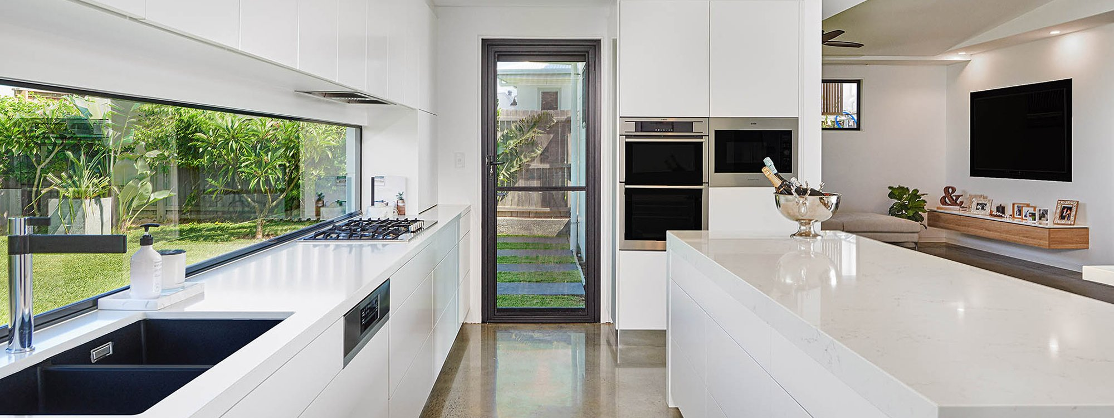 Greenview - Lennox Head - Kitchen