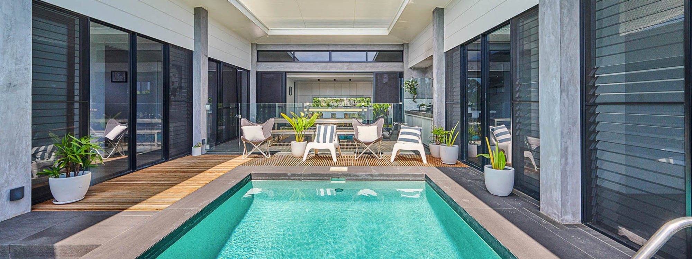 Greenview - Lennox Head - Pool Square On