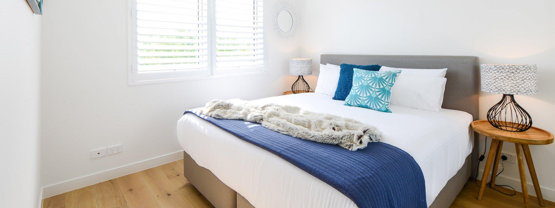 Hampton Lookout - Hampton - Main Bedroom e