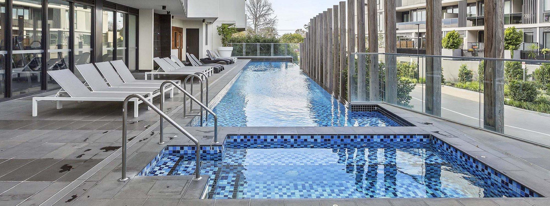 Heathland Views - Sandringham - Outdoor Heated Pool