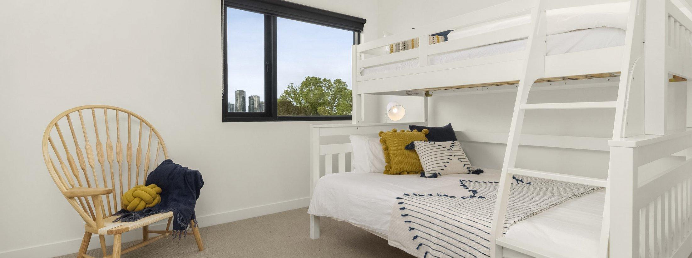 Highviews - Melbourne - Bedroom 3