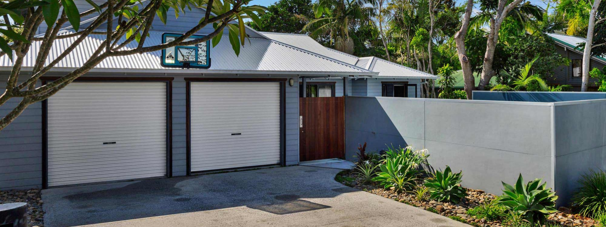 Jannah - Lennox Head - Front of house