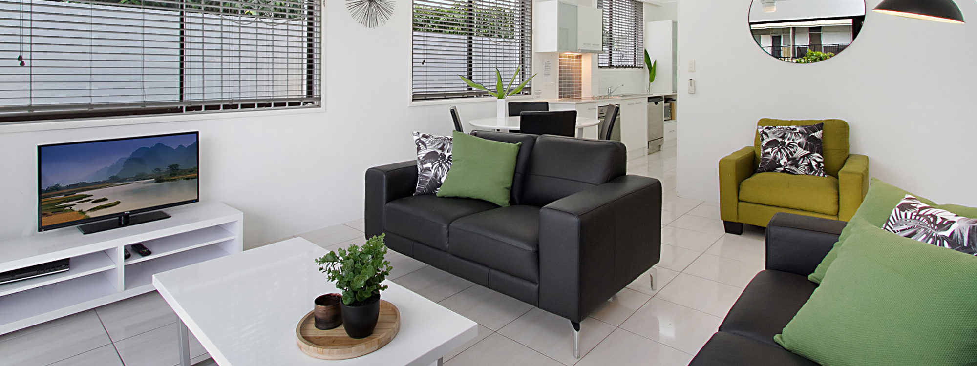 Jansea - Gold Coast - Living Area b