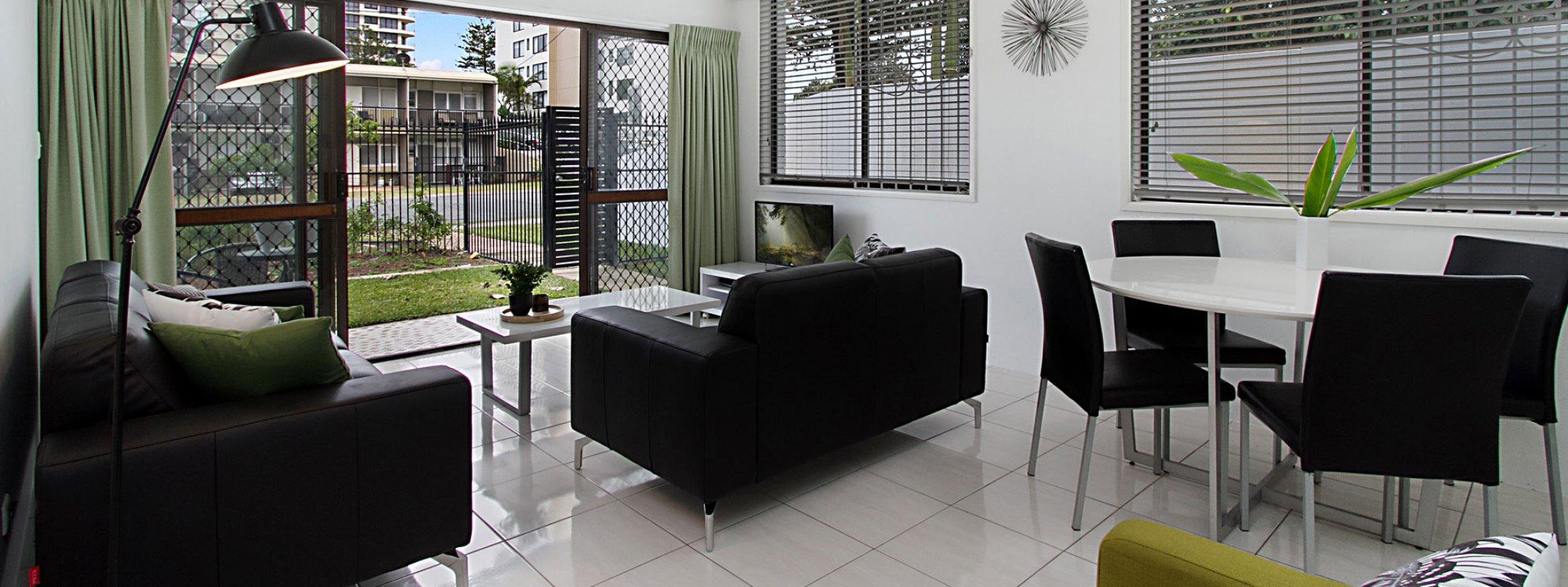 Jansea - Gold Coast - Living Area